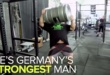 One Of The Strongest Men In The World Is Also Vegan