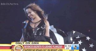 Beyonce's Diets Secrets Revealed (GMA News)