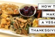 Make a Vegan Thanksgiving